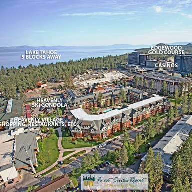 South Lake Tahoe Resort | Forest Suites Resort